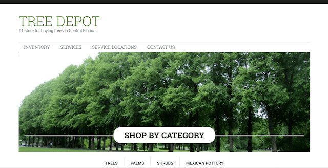 Landscape Designer Tree Depot