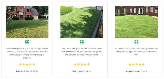 Landscaping Websites LawnStarter