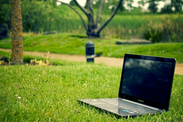 Lawn And Garden Brand Laptop