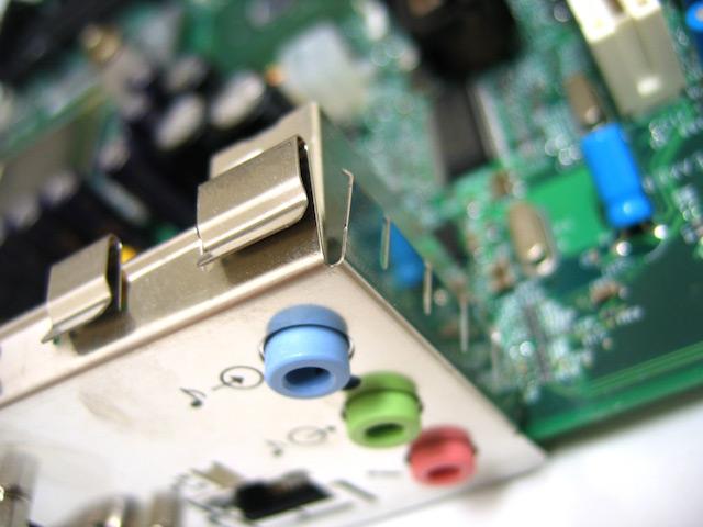 Lean Manufacturing Techniques Closeup