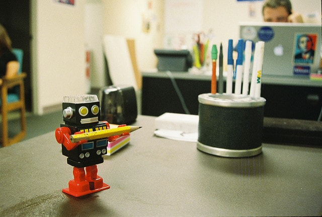 Legal Issues Robot