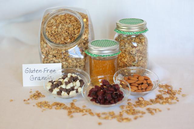 Lorina's Kitchen Gluten Free Granola