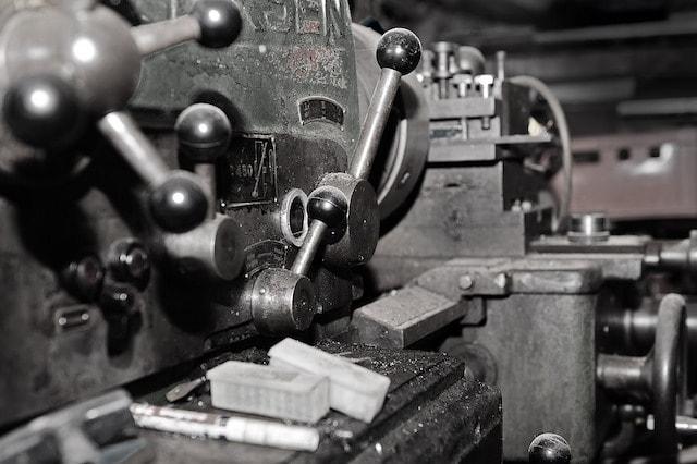 Machinery Loan Lathe