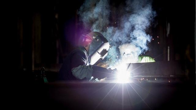 Machinery Loan Welder