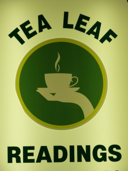 Make Change Tea Leaf Readings