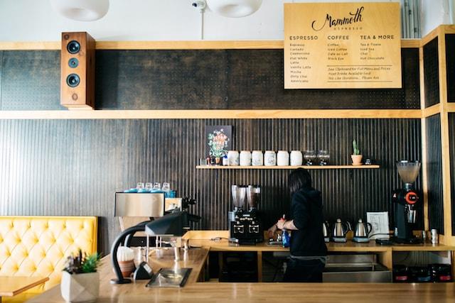 Mammoth Espresso Shop