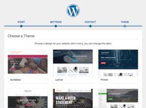 Managed WordPress bulk plan - Site Templates