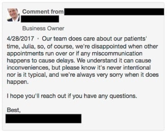 Managing Reviews Respond To Negative Feedback Online