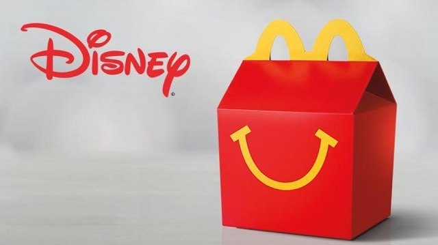Market a Local Business Disney Mcdonalds
