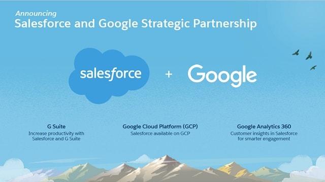 Market a Local Business Salesforce Google