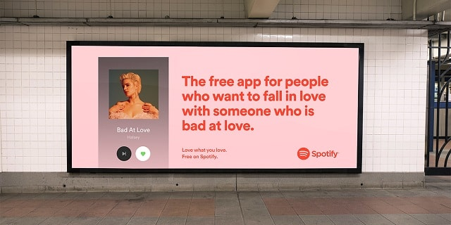 Marketing Moments Spotify