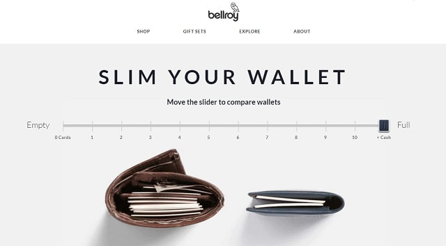 Marketing Strategy Bellroy