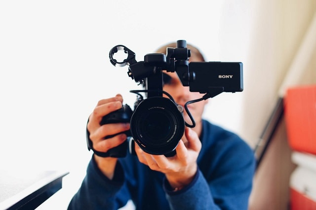 Media Interview Tips for Lawyers Camera