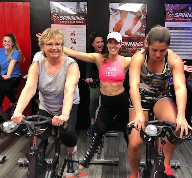 Megaphone Fitness Cycling
