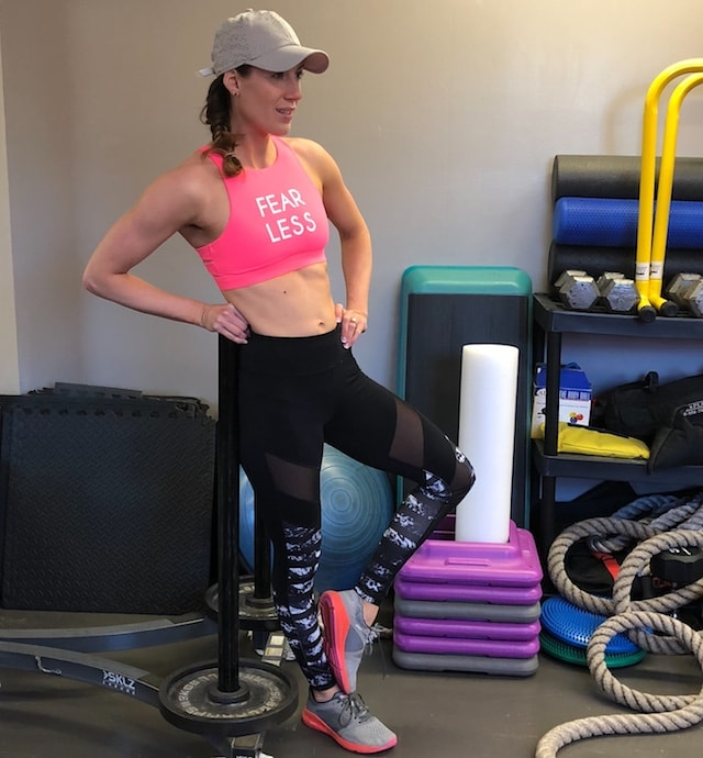 Megaphone Fitness Step Up