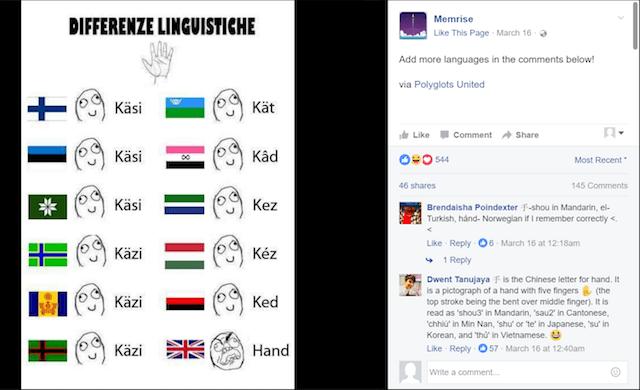 Multilingual Social Network Memrise