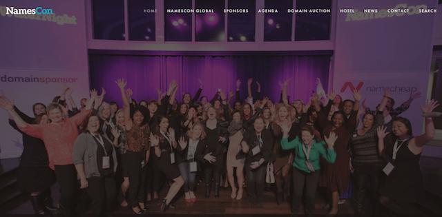 Namescon 2018 Conference