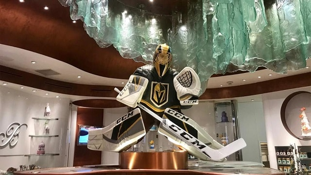 National Candy Month Golden Knights