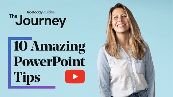 Office 365 Business PowerPoint Tips Journey Video