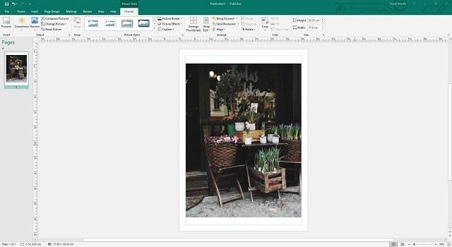 Office 365 Publisher Image