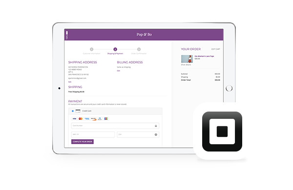 Online Appointment Scheduling Square
