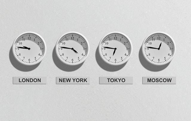 Online Customer Service Clocks
