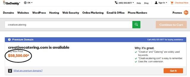 .online Domain Taken