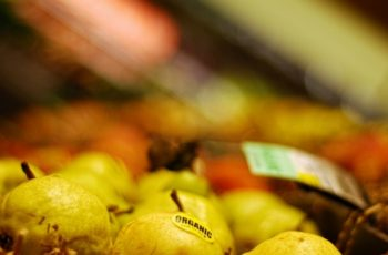 Organic Grocery Stores Pears