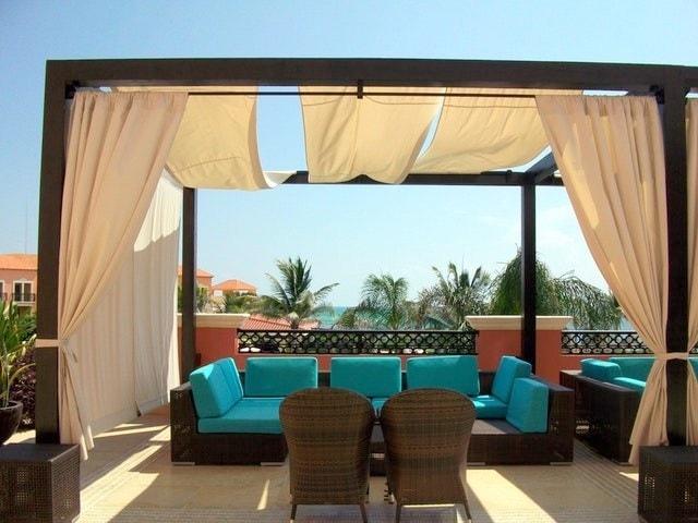 Outdoor Living Areas Cabana
