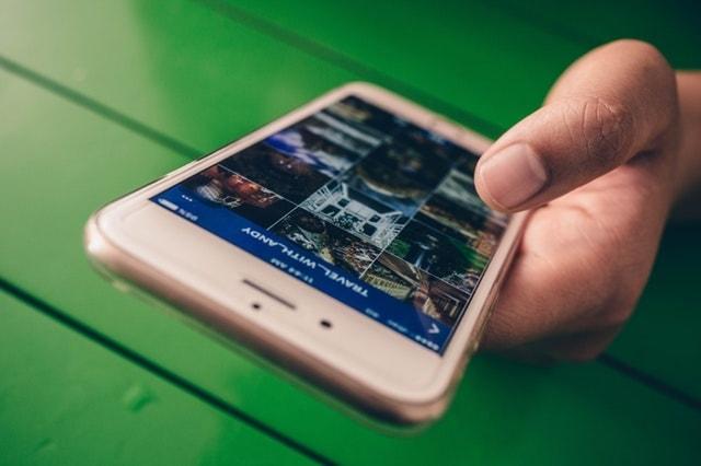 Outdoor Living Ideas Smartphone