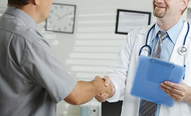 Patient Engagement Handshake