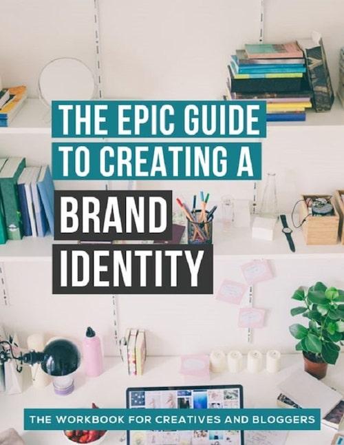 Pinterest Design Brand Identity