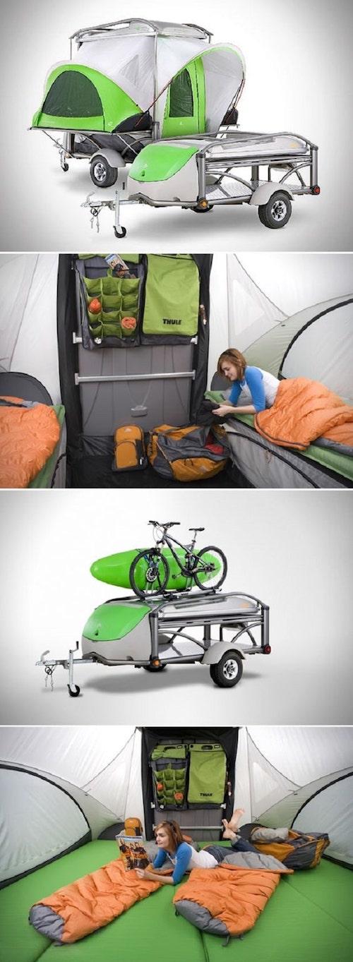 Pinterest Design Camping