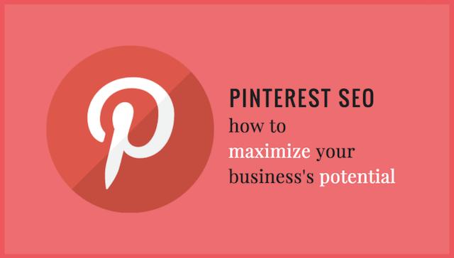 Pinterest SEO Potential