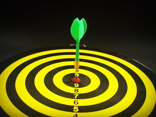 Plan A Website Target Bullseye