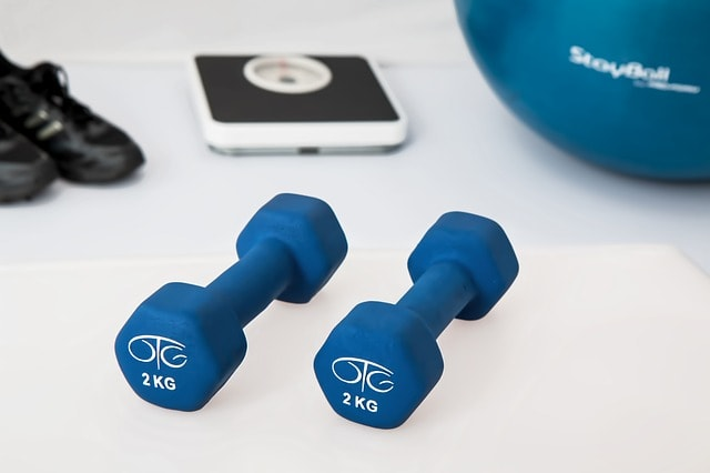 Private Gym Dumbbells
