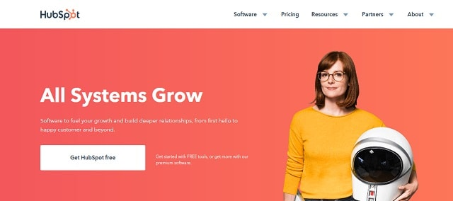 Product Landing Pages Hubspot