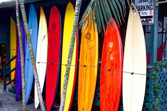 Product Market Test Surfshop