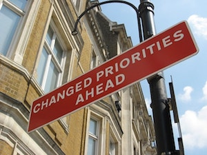 Project Estimate Priorities