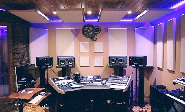 Promoting Music Studio