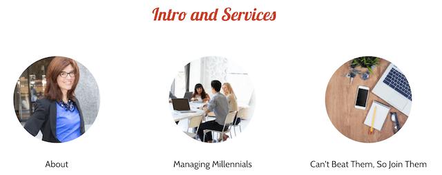 Queen Of The Millennials Services