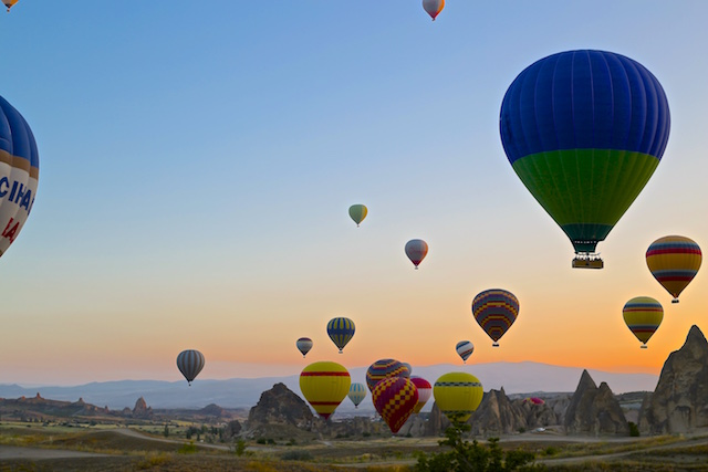Real Estate Blog Ideas Air Balloons