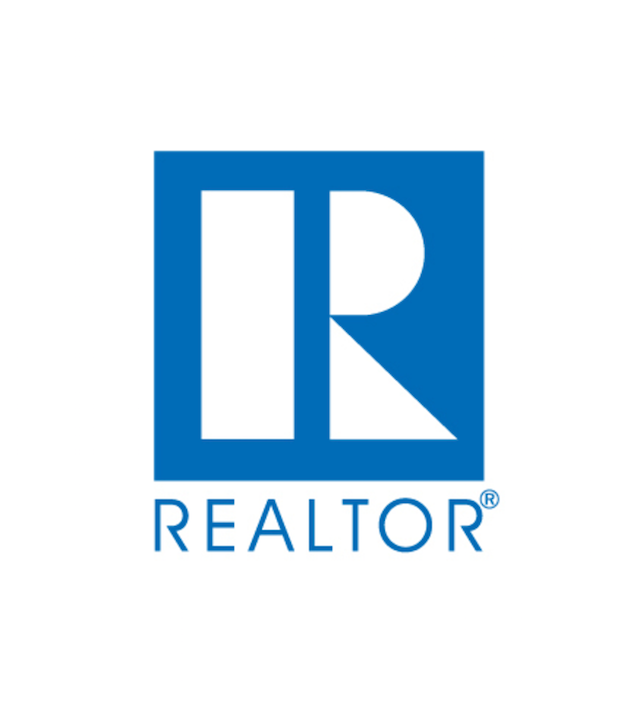 Real Estate Business Card Ideas REALTOR Logo