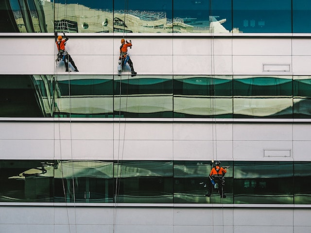 Real Estate Business Ideas Window Washers
