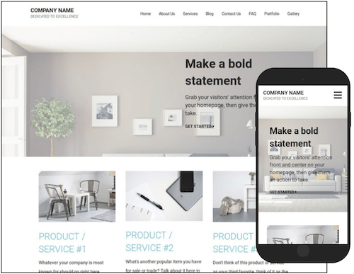 Real Estate WordPress Free Theme