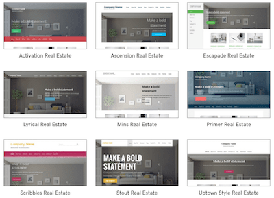 Real Estate WordPress Real Estate Themes