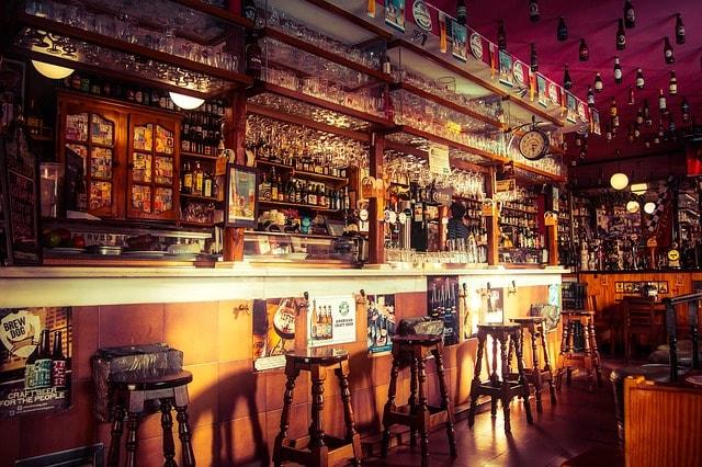 Regular Customers Bar