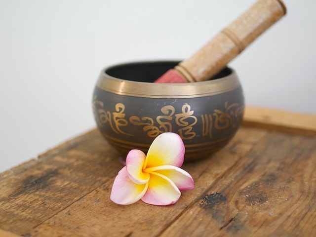 Reiki Practitioner Bowl
