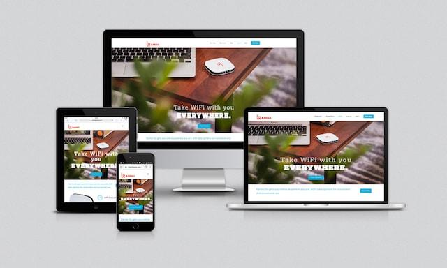 Responsive Web Design Karma