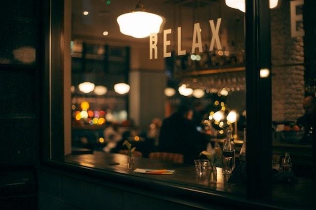 Restaurant Startup Relax